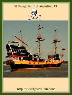 51 best pirates st augustine images pirates florida travel boating rh pinterest com