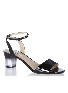 Frolic sandaal in lakleer Dune, Heels, Fashion, Sandals, Heel, Moda, Fashion Styles, High Heel, Fashion Illustrations