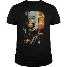 Terminator Sketchy #sunfrogshirt