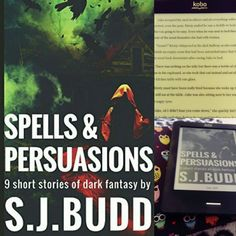 Spells and Persuasions by S. J. Budd review. Follow the link to read the full review.