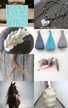 Love You to the Moon and Back by Gloria Flynn on Etsy--Pinned with TreasuryPin.com