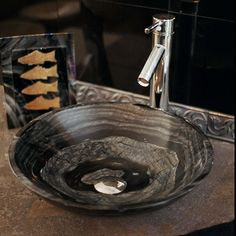 Direct Sinks has a variety of Stone Vessel Sinks  Call us if you have any  questions on the D Vontz Sphere Natural Stone Round Vessel Sink asian inspired vessel sinks   Vessel Sink Vanities   contemporary  . D Vontz Natural Marble Vessel Single Sink Bathroom Vanity Top. Home Design Ideas
