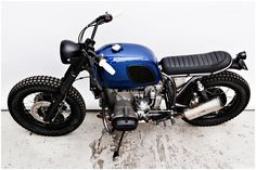 Wrenchmonkees BMW R100RS Scrambler
