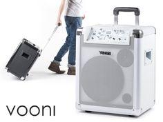 :) Smart og rullende højtaler anlæg fra Coolstuff - Så er du klar til sommeren :)