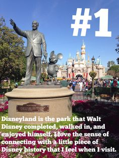 10 Reasons to Visit Disneyland  :: The Disneyland Resort in California is a wonderful destination for your next family vacation. Let's take a photographic tour of my favorite things about it … #ATimetoTreasureTravel