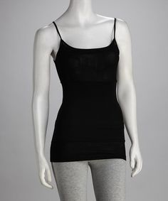 Take a look at this Black Kendall Shaper Camisole - Women & Plus by Yummie Tummie on #zulily today!