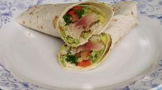 Eén - Dagelijkse kost - burrito met gegrilde makreel en avocado | Eén