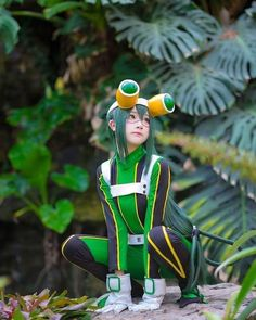 Cosplay (コスプレ kosupure), a portmanteau of the words costume play, is a performance art in which participants called cosplayers wear costumes and fashi. Kawaii Cosplay, Cosplay Anime, Epic Cosplay, Cute Cosplay, Amazing Cosplay, Cosplay Outfits, Anime Costumes, Cosplay Costumes, Cosplay Mignon