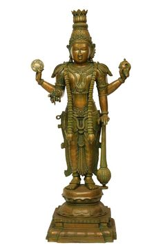 Vishnu as Guruvayuroopam