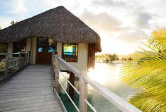 Le Méridien Bora Bora - Overwater Chapel