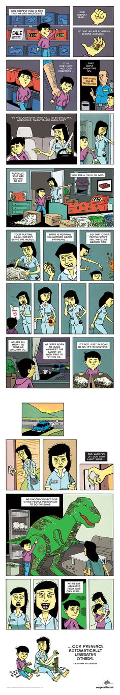 Zen Pencils Comic Strip, November 08, 2013 on GoComics.com