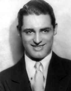 cary grant | Cary Grant In Stage Portrait When Photograph