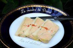 Foie gras au rhum et piment d'Espelette