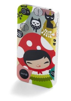 Be a Doll and Call iPhone Case in Snuggle | Mod Retro Vintage Electronics | ModCloth.com - StyleSays