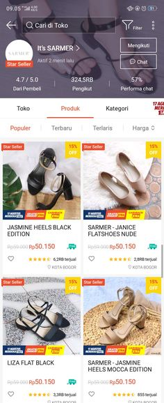 Best Online Clothing Stores, Online Shopping Sites, Online Shopping Clothes, Online Shop Baju, Casual Hijab Outfit, Feet Care, Handbags Online, Shops, Daily Fashion