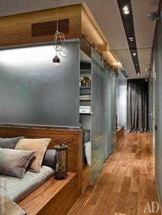 """Квартира в Москве, бюро """"Дизайн в кубе"""". Нажмите на фото, чтобы посмотреть на все интерьеры квартиры."""