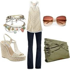 Summer Cute, created by styleofe.polyvore.com
