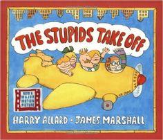 The Stupids Take Off: Harry G. Allard Jr., James Marshall