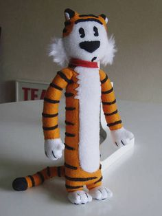 Hobbes plush toy - TOYS, DOLLS AND PLAYTHINGS