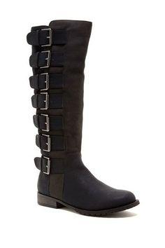 Baxley Tall Buckle Boot