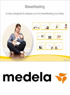 Medela Breastfeeding University is a great resource for moms and moms-to-be who are interested in breastfeeding