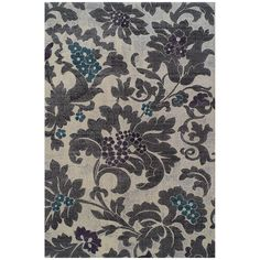 Dalyn Rugs Grand Tour GT504 Silver Area Rug