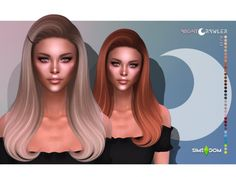 The Sims 4 Download, Sims Hair, Sims 4 Clothing, The Sims4, Sims 4 Mods, Sims 4 Custom Content, Sims Cc, New Hair, Hair Clips