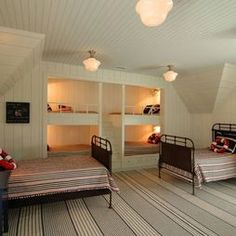 Bunk Beds Design, Pictures, Remodel, Decor and Ideas - page 9