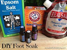 DIY Foot Soak & Detox                                                                                                                                                                                 More