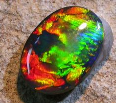 1.75 CTS OPAL FROM LIGHTNING RIDGE-BODY TONE N2 [SO1001 ]