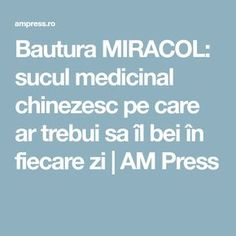Bautura MIRACOL: sucul medicinal chinezesc pe care ar trebui sa îl bei în fiecare zi | AM Press Health Fitness, Smoothie, Therapy, Cholesterol, Sodas, Smoothies, Fitness, Health And Fitness