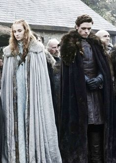 Sansa & Robb Stark - The North Remembers - Season 1 Episode 1