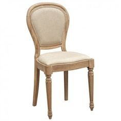 Weathered Oak Dining Chair £174.00