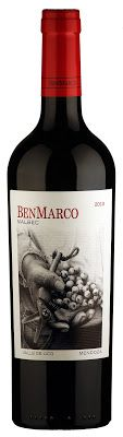 Blog de Vinos de Silvia Ramos de Barton -The Wine Blog- Argentina -: BenMarco Malbec 2013