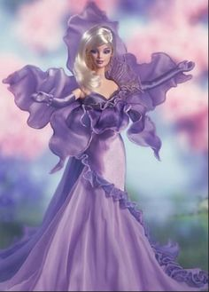 Looking for Collectible Barbie Dolls? Shop the best assortment of rare Barbie dolls and accessories for collectors right now at the official Barbie website! Barbie Gowns, Barbie I, Barbie World, Barbie Dress, Barbie And Ken, Barbie Clothes, Barbie Costumes, Barbie Style, Poupées Barbie Collector
