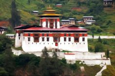 The Dzongs Of Bhutan