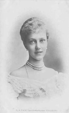 HIRH Archduchess Elizabeth of Austria, the poor, misguided daughter of Crown Prince Rudolf and Crown Princess Stephanie of Austria-Hungary.