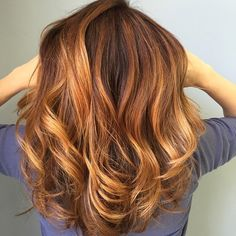 60 Classy Auburn Hair Color Ideas — Fire in Your Hair