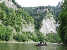 Rio Dunajec | Insolit viajes