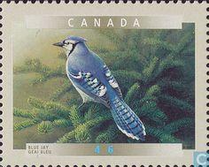 2000 Canada [CAN] - Native birds