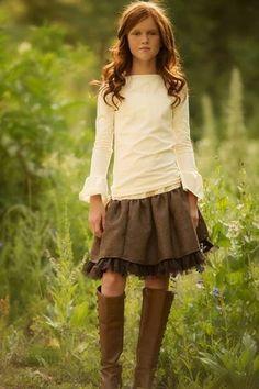 .Girls fashion
