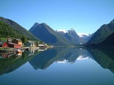 Fjord in Norway Oh The Places You'll Go, Cool Places To Visit, Places To Travel, Oslo, Norway Wallpaper, Wonderful Places, Beautiful Places, Beautiful Pictures, Norway Travel Guide