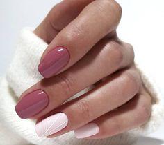 Pink nails with glitter accent Archives - Page 3 of 28 - Nail Art 3 nail designs - Nail Desing Square Acrylic Nails, Square Nails, Acrylic Nail Designs, Nail Art Designs, Nails Design, Simple Nail Design, Simple Nails, Spring Nails, Summer Nails