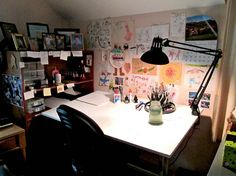atelier d artiste salon home studio artiste au travail lieu de