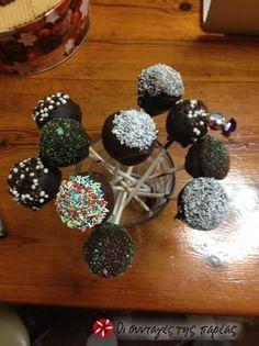 Pop cakes με μερέντα #sintagespareas