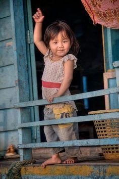 Cambodja, Tonlé Sap.