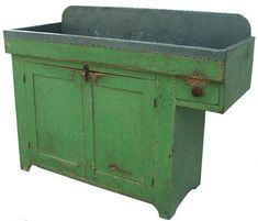 dry sink with zinc sink   This is our new inventory which has just been added to our collection