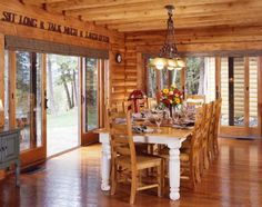 Colfax, CA #10625 Log Home | Real Log Homes since 1963 | Custom Log Homes | Log Home Floor Plans | Log Cabin Kits