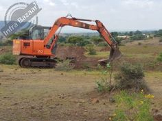 Excavator for Sale - Buy Used Tata Hitachi EX 70 Excavator Online, Product ID: 447882 | Infra Bazaar