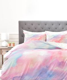Another great find on #zulily! Rosie Brown Lavender Haze Duvet Cover #zulilyfinds